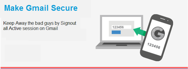 How to make Gmail Secure (1)