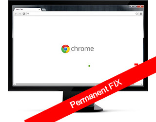How to fix chrome browser Crash