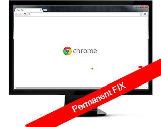 How to fix chrome browser Crash